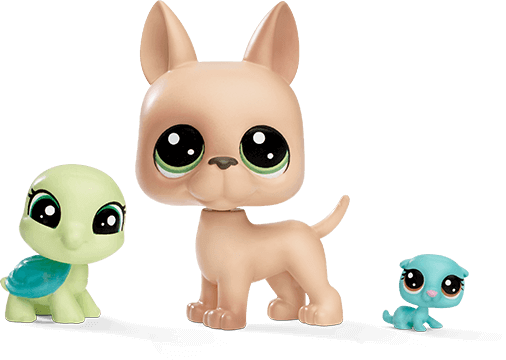 littlest pet shop games play lps games hasbro